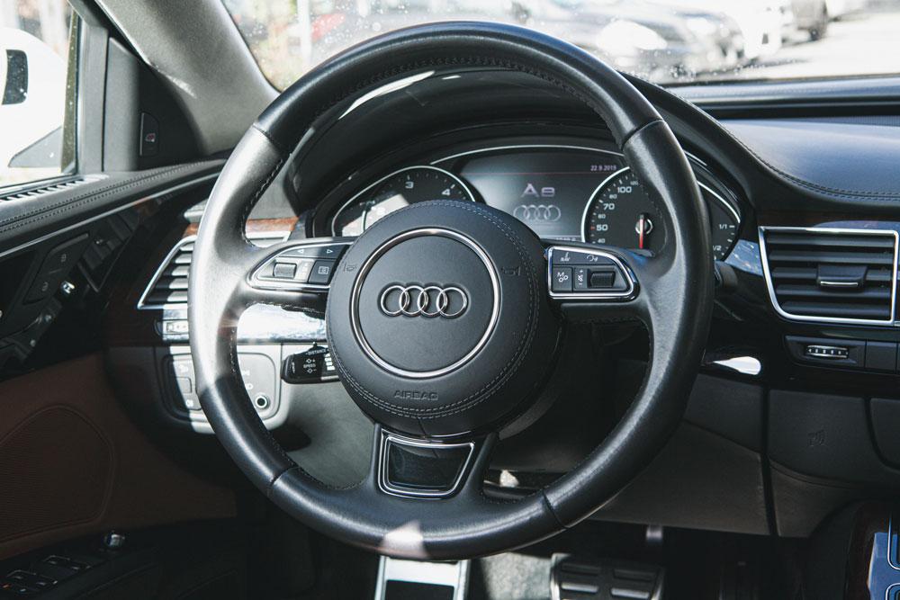 Audi A7 Long White